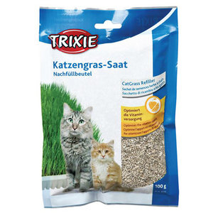 Trixie semences herbe à chats 100g