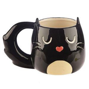 Mug Chat Feline Fine Cat
